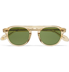 Garrett Leight California Optical Harding Acetate Sunglasses