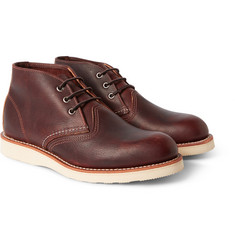 Red Wing Shoes - Work Leather Chukka Boots