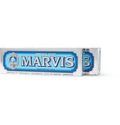 Marvis Aquatic Mint Toothpaste, 2 x 75ml