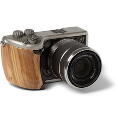 Hasselblad Lunar Olive Wood Camera