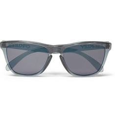 Oakley Frogskins® Square-Frame Acetate Polarised Sunglasses