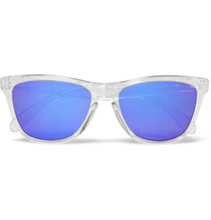 Oakley Frogskins® Square-Frame Polarised Sunglasses