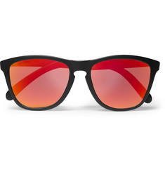 Oakley Frogskin Square-Frame Polarised Sunglasses