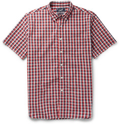 Grayers Clifton Check Cotton Short-Sleeved Shirt