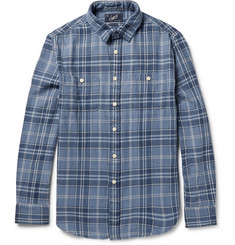 Grayers Emerson Checked Cotton-Twill Shirt