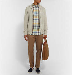 Grayers Belmont Madras-Check Cotton Shirt