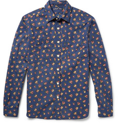 Alex Mill Floral-Print Cotton Shirt