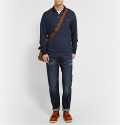 Alex Mill Mechanics Loopback Cotton Sweatshirt