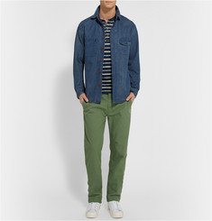 Alex Mill Ripstop Cotton Trousers