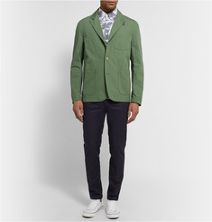 Alex Mill Slim-Fit Ripstop Cotton Blazer