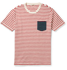 Alex Mill Striped Cotton T-Shirt