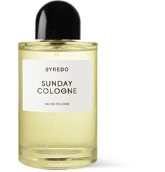 Byredo Sunday Cologne Eau De Cologne - Vetiver, Bergamot 250ml