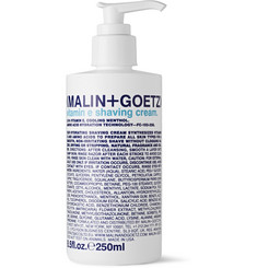 Malin + Goetz Vitamin E Shaving Cream, 250ml