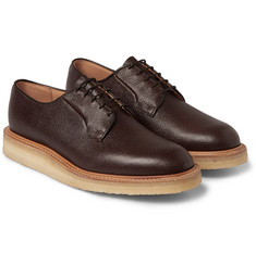 Mark McNairy Crepe-Sole Leather Derby Shoes