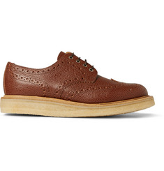 Mark McNairy Crepe-Sole Leather Brogues