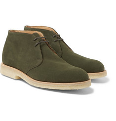 Mark McNairy Crepe-Soled Suede Desert Boots