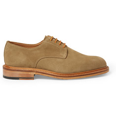 Mark McNairy Suede Derby Shoes