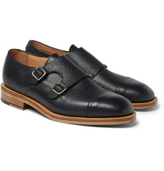 Mark McNairy Leather Monk-Strap Shoes