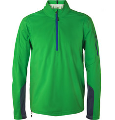 RLX Ralph Lauren Stretch-Jersey Windbreaker Golf Jacket