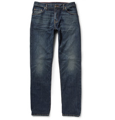 Raleigh Denim Alexander Straight-Leg Denim Jeans