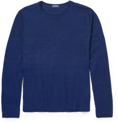 Club Monaco Cotton-Jersey Sweater