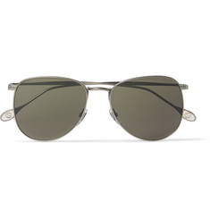 Gucci Metal Aviator Sunglasses
