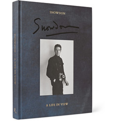 Rizzoli Snowdon: A Life in View by Antony Armstrong Jones Hardcover Book