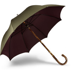 Francesco Maglia - Chestnut Wood-Handle Umbrella