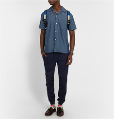 Beams Plus Camp Chambray Shirt