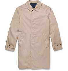 Beams Plus Cotton Raincoat