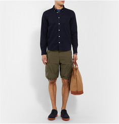 Beams Plus Ripstop Cotton Shorts