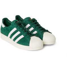 adidas Originals Superstar 80s DLX Suede Sneakers