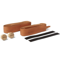 Brooks England Leather Bicycle Handlebar Tape Kit