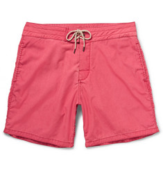 Faherty Mid-Length Swim Shorts