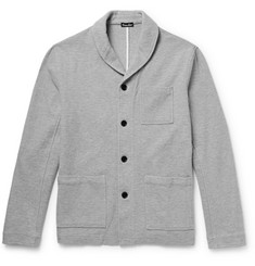 Steven Alan Jerome Cotton-Blend Shawl-Collar Cardigan