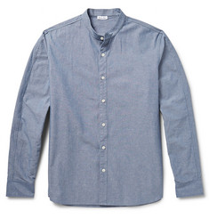 Steven Alan Slubbed Cotton-Chambray Shirt