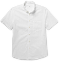 Steven Alan Button-Down Collar Cotton Oxford Shirt