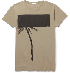 Tomas Maier Printed Cotton-Jersey T-Shirt