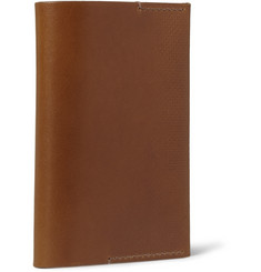 Tarnsjo Garveri Leather Passport Cover