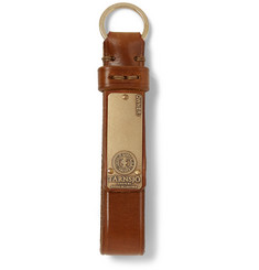 Tarnsjo Garveri Icon Leather Key Loop