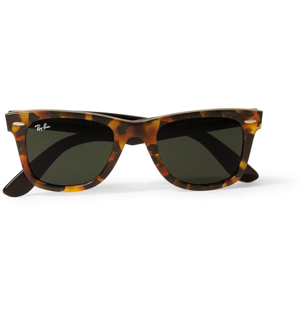Original Wayfarer Acetate Sunglasses Tortoiseshell