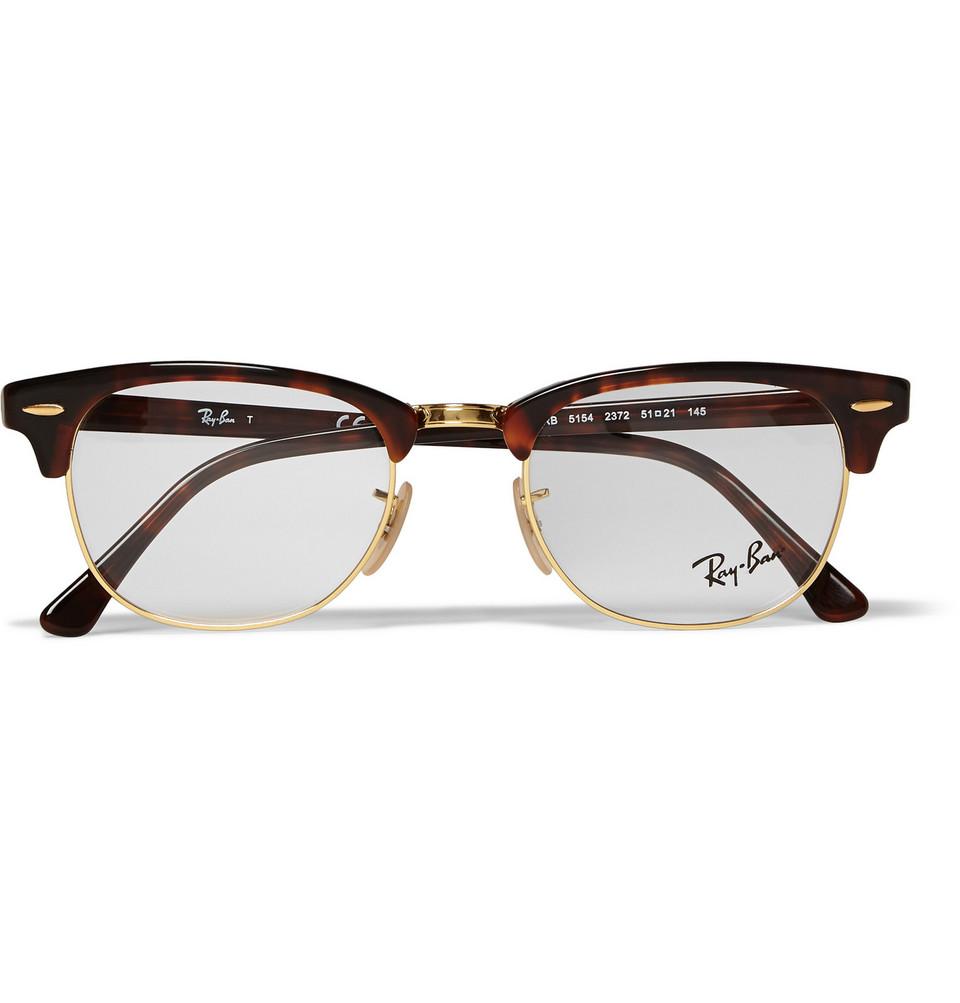372868454ea Ray Ban Clubmaster Eyeglasses Amazon