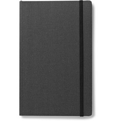 Shinola Medium Linen Softcover Notebook