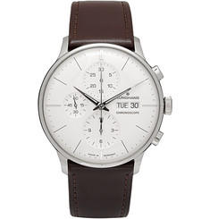 Junghans Meister Chronoscope Watch
