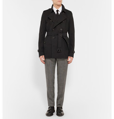 Burberry London Kensington Cotton Trench Coat