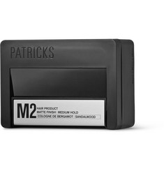 Patricks M2 Matte Finish Medium Hold Pomade, 75ml