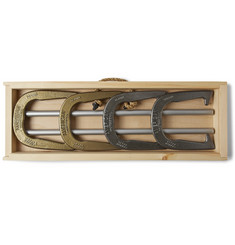 Hudson's Bay Horseshoe Game Set