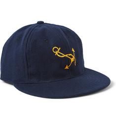 Ebbets Field Flannels Great Lakes Wool-Broadcloth Baseball Cap