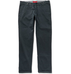 Barena Washed-Cotton Chinos