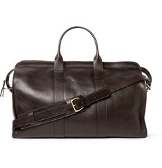 Lotuff Full-Grain Leather Holdall
